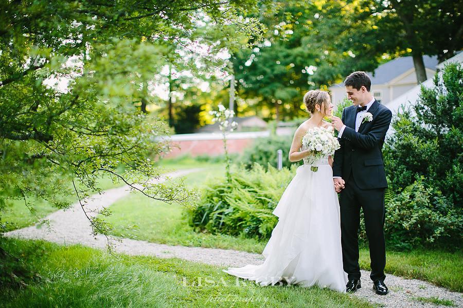 7/6/13 Wedding at Lyman Estate, Waltham MA with One Step Ahead