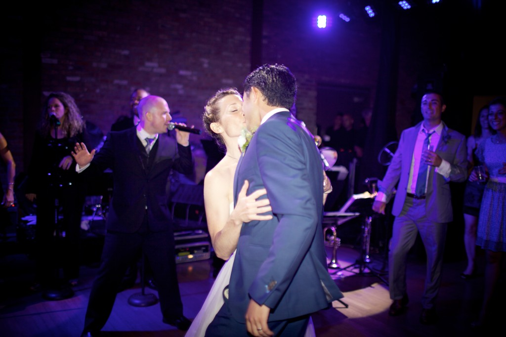 Beantown Performs At Anne & Marc's Wedding | The Roundhouse | Weddings By Two 7/6/13