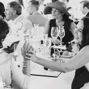 Wilson Stevens On Nantucket Series: Wauwinet Harbor Wedding Featuring Beantown | Zofia& Co. |