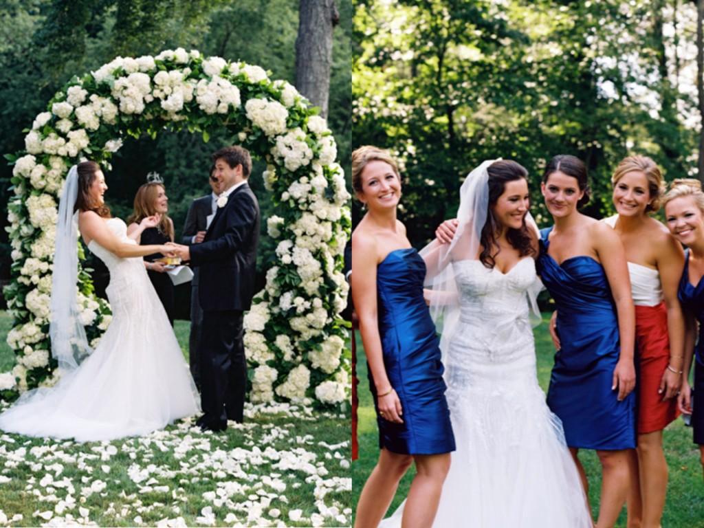 British-American Themed Concord, MA Wedding Featuring Eye 2 Eye Band 8/17/13