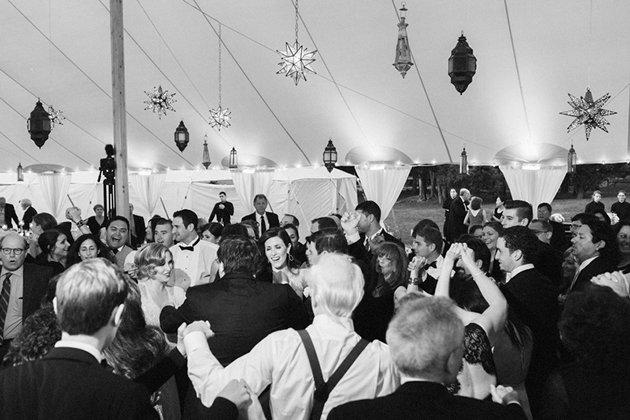 Sabrina and Greg's Mount Hope Farm Wedding, Briston, RI – Corbin Gurkin Photography, featured on Brides.com