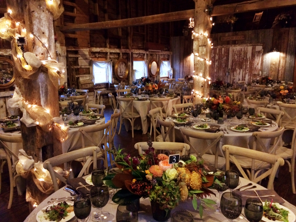 Rustic Barn Weddings Spotlight Bishop Farm In Lisbon Nh