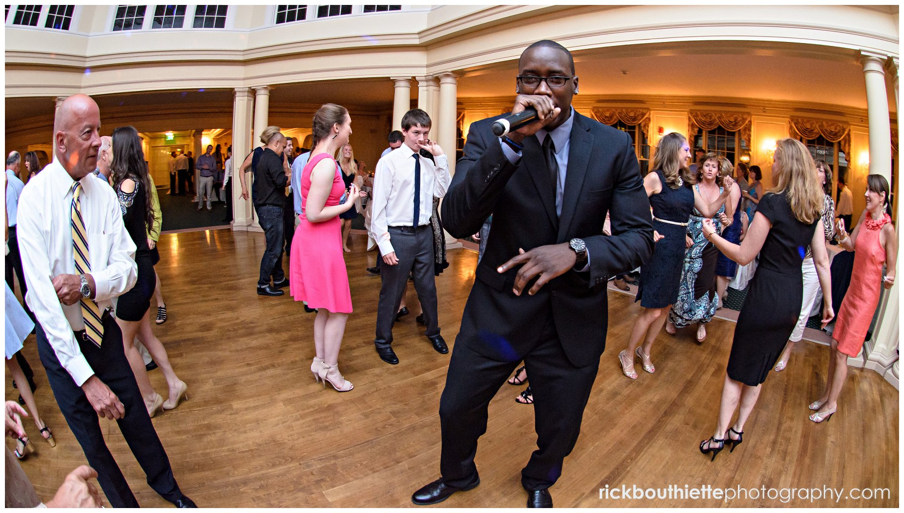 Sunny Mountain View Grand Resort Wedding Featuring The Hub 8/9/14 - Rick Bouthiette Photography