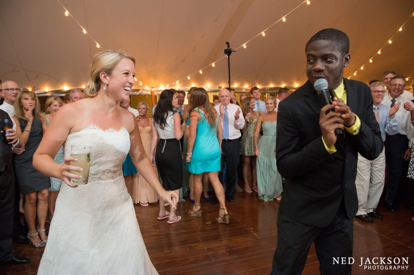 Amanda and Ben's Myopia Hunt Club Wedding Featuring Eye 2 Eye 8/16/14 - Ned Jackson Photography