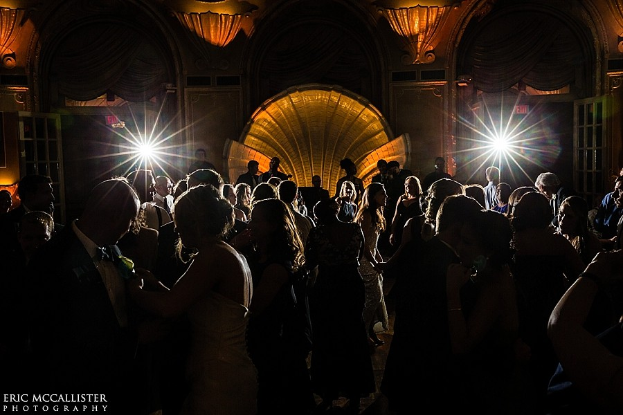 Nicole and Mike's Wedding at Fairmont Copley Plaza featuring Encore - Eric McCallister Photography