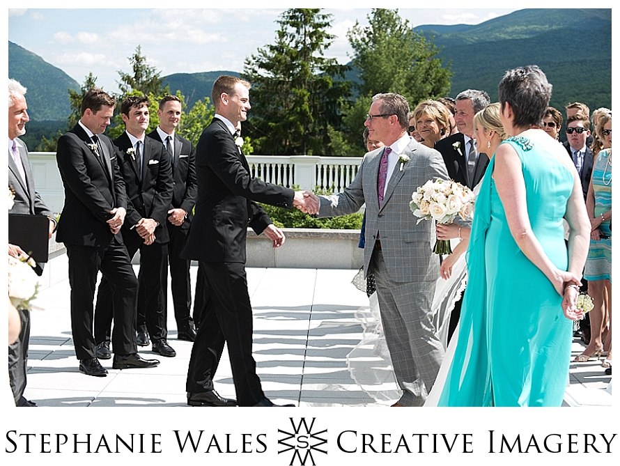 Omni mt washington wedding