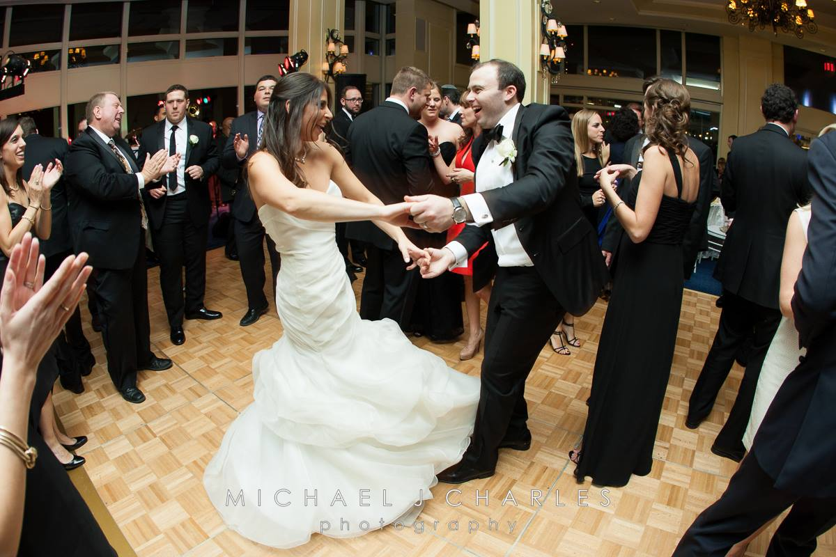 Jennifer and Harlan's Boston Harbor Hotel featuring The Connection - Michael J Charles Photography