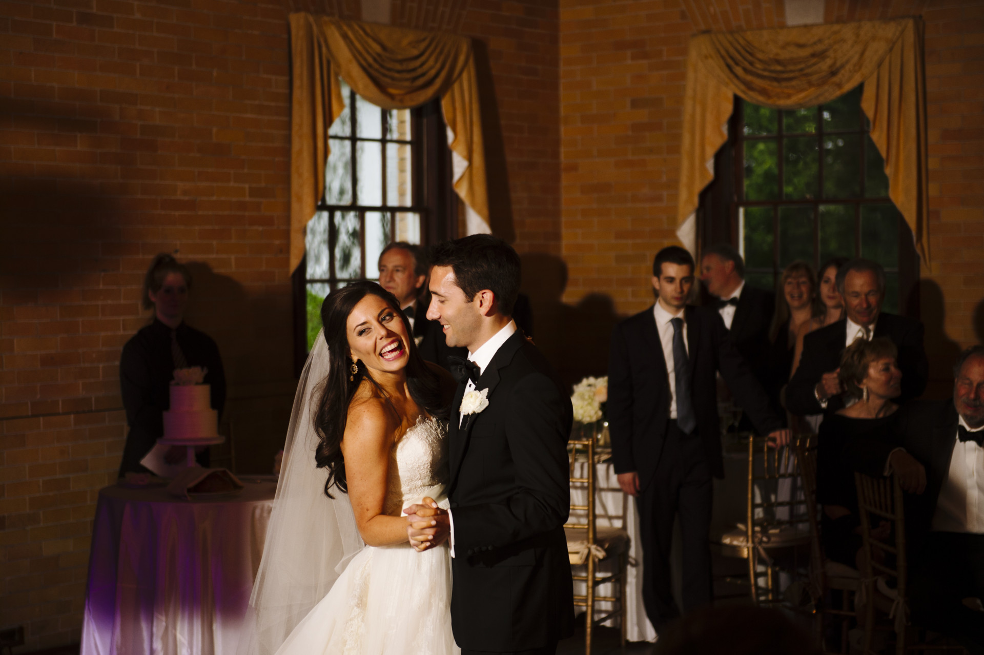 Rhode Island Black Tie Wedding at Linden Place Featuring Signature - Ashley O'Dell Photography