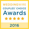 Read about us on Weddingwire
