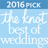 Read about us on The Knot